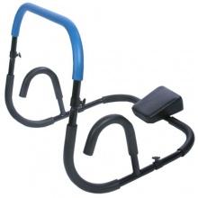 Bauchmuskeltrainer für Sit-Ups und Rückentrainer von Physionics Bild 1