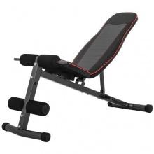 Sit Up Bank Bauchtrainer Rückentrainer von Gorilla Sports Bild 1