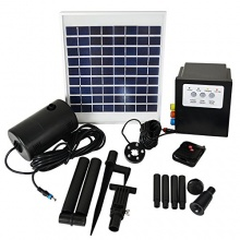 Oasis 501R-1 Solar-Teichpumpen-Set Bild 1
