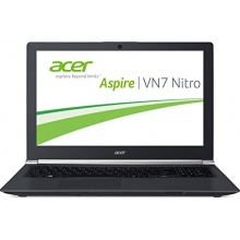 Acer Aspire VN7-591G-757V Black Edition Gaming Notebook, 15,6 Zoll, Intel Core i7-4710HQ Bild 1