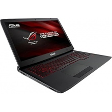 Asus G751JM-T7031H Gaming Notebook, 17,3 Zoll, ntel Core i7, 2,5GHz, 16GB RAM Bild 1