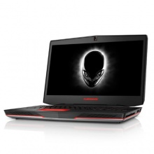Dell Alienware A17-1784 Gaming Notebook, 17,3 Zoll, Intel Core i7, 3,4 GHz, 8GB RAM Bild 1