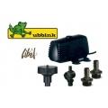 Ubbink® Wasserpumpe Xtra 600 für Springbrunnen und Gartenteiche Bild 1