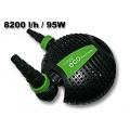 Jebao ATP-8500 Eco Teichpumpe 8500l/h 95W Bild 1