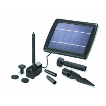 Esotec Solar Teichpumpe 2 Watt Solarmodul 175 l/h Bild 1