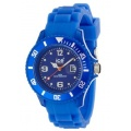 Ice-Watch Damen Analog Armbanduhr Sili-Forever Blau SI.BE.S.S.09 Bild 1