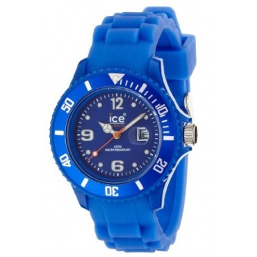 Ice-Watch Damen Analog Armbanduhr Sili-Forever Blau SI.BE.S.S.09 Bild 1
