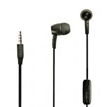 Original LG Handy Stereo Headset mit Anrufannahme und Mikrofon schwarz Bild 1