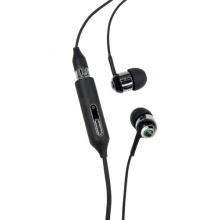 Sony Ericsson HPM-77 Stereo Headset schwarz Bild 1