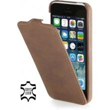 StilGut UltraSlim Case, Tasche aus Leder für Apple iPhone 5c Bild 1