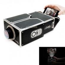 ZJchao Karton Smartphone Projector Kino Spaß Bild 1