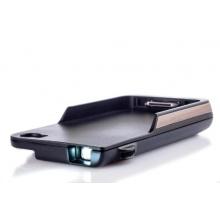 Aiptek MobileCinema i50S DLP-Pico Projector iphone schwarz Bild 1
