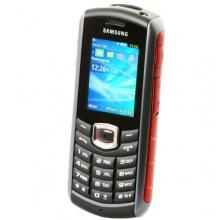 Samsung GT-B2710KRADBT B2710 outdoor handy schwar rot Bild 1