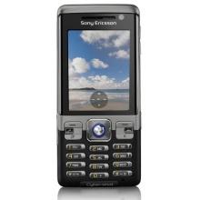 Sony Ericsson C702 Speed Black UMTS Outdoor Handy Bild 1