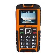 ITTM Outdoor Handy ohne Branding orange schwarz Bild 1