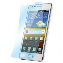 doupi 6 UltraThin Schutzfolie Samsung Galaxy S2 / S2 Plus i9100 i9105 Matt Bild 1