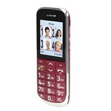 OLYMPIA 2168 Komfort-Mobiltelefon Seniorenhandy rot Bild 1