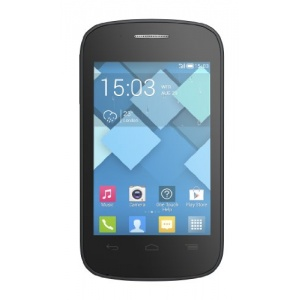 Alcatel One Touch Pop C1 - 4015D schwarz Bild 1