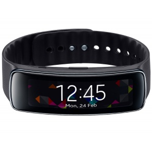 Samsung Gear Fit Smartwatch 653