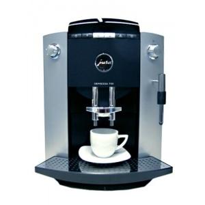 Jura Espresso Vollautomat F 50 Impressa platin Bild 1