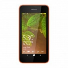 Nokia Lumia 530 Smartphone orange Bild 1