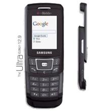 SAMSUNG SGH D900 Slider Handy Bild 1