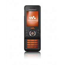 Sony Ericsson W580i Slider Handy boulevard black Bild 1