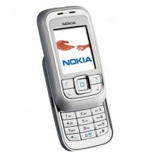 Nokia 6111 Slider Handy silver grey Bild 1