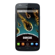 Wiko Darkside Smartphone 16GB dunkel blau Bild 1