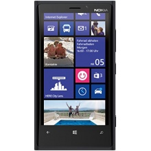 Nokia Lumia 920 Smartphone matt black Bild 1