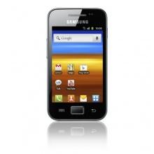 Samsung Galaxy Ace S5830i Smartphone onyx schwarz Bild 1
