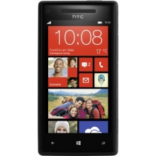 HTC Windows Phone 8X Smartphone 16 GB schwarz Bild 1