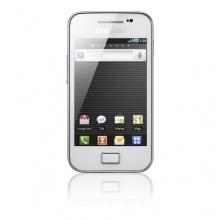 Samsung Galaxy Ace S5830i Smartphone pure white Bild 1