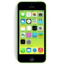 Apple iPhone 5C Smartphone 8GB Grün Bild 1
