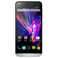 Wiko 9332 Wax Smartphone 4 GB weiss Bild 1