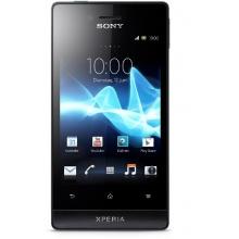 Sony Xperia miro Smartphone schwarz Bild 1