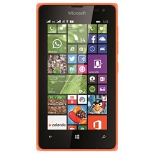 Microsoft Lumia 532 Smartphone orange Bild 1