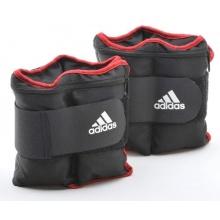 Uni Gewichtsmanschetten, 2 x 1.0kg, ADWT- von adidas Bild 1