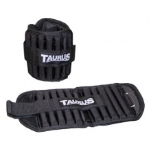 Boxing Gewichtsmanschetten 2 x 4,50 kg von Taurus Bild 1
