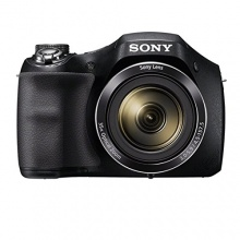 Sony Bridgekamera DSC-H300 schwarz Bild 1