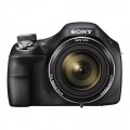 Sony DSC-H400 Bridgekamera 20,1 Megapixel schwarz  Bild 1