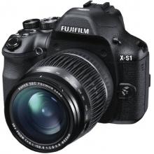 Fujifilm X-S1 Bridgekamera 12 Megapixel schwarz Bild 1