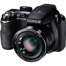 Fujifilm FinePix S4200 Bridgekamera schwarz Bild 1