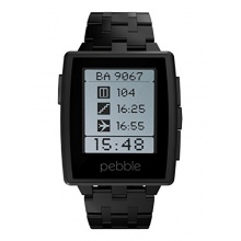 Pebble Steel Smartwatch 672