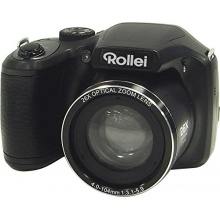 Rollei Powerflex 260 Full HD Bridge Kamera schwarz Bild 1