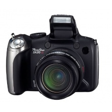 Canon PowerShot SX20 IS Bridgekamera Bild 1