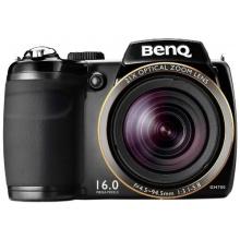 BenQ GH700 Bridgekamera 16 Megapixel schwarz Bild 1