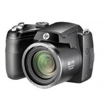 HP d3000 16 Mega Pixel Digital Bridgekamera schwarz Bild 1
