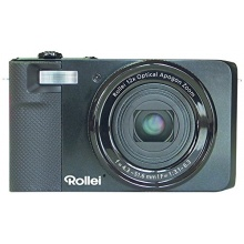 Rollei Powerflex 850 im Retro Design Bridgekamera Bild 1