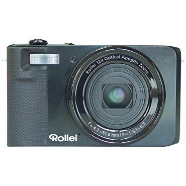 Rollei Powerflex 850 im Retro Design Bridgekamera Bild 1